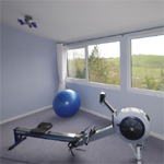 Loft Conversions Creates a Gym