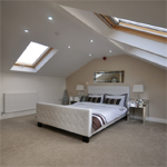 Loft conversions Chorley